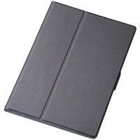 ELECOM 10.5インチ iPad Pro 2017年モデル/フラップカバー/薄型/ブラック TB-A17WVFUBK 1個 (直送品)