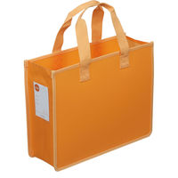 サクラクレパス オフィストートバッグJ 橙 UNT-A4J#5 (直送品)
