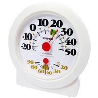 花粉対策温・湿度計 TM-2683 エンペックス(直送品)