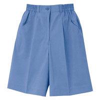 明石スクールユニフォームカンパニー レディースキュロットスカート ブルー 17 UN1903-6-17 (直送品)