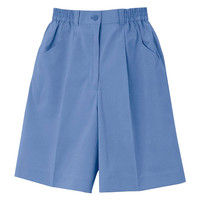 明石スクールユニフォームカンパニー レディースキュロットスカート ブルー 9 UN1903-6-9 (直送品)