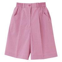 明石スクールユニフォームカンパニー レディースキュロットスカート ピンク 7 UN1903-82-7 (直送品)