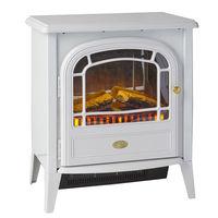 【アウトレット】Dimplex 電気暖炉 Arkley(アークリー) ホワイト AKL12WJ 1台