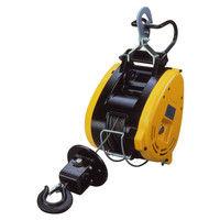 リョービ 電動小型ウインチ 130kg WI-125-21 (直送品)