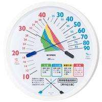 環境管理・温湿度計(熱中症) TM-2485 エンペックス(直送品)