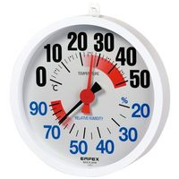 防雨型・温湿度計 TM-2680 エンペックス (直送品)