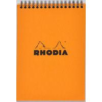 RHODIA(ロディア) Notepad(ノートパッド) No.16 方眼 オレンジ cf16500 1セット(3冊入) (直送品)