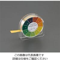 esco(エスコ) pH1.0-11.0ペーハー試験紙 EA776AR-1 1セット(3個:1個×3) (直送品)
