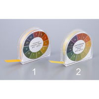 エスコ(esco) pH1.0-14.0ペーハー試験紙 1セット(3個) EA776AR-2 (直送品)