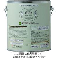 ターナー色彩 ターナー ESHAクラフトオイル2.5L ES025S26 1缶 194-8805(直送品)