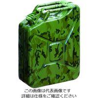 GELG ガソリン携行缶 10L ジェリカン カモフラージュ 12677 1缶 206-8298(直送品)