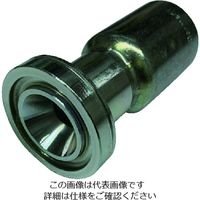 PARKER HANNIFIN Parker フランジタイプ金具 コード62 16A77-16-16 1個 208-2762(直送品)