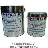 ビーオーケミカル パーミクロンガードP 5kgセット グレー 2001MD 1缶 200-8402(直送品)