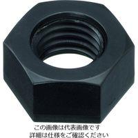 ケミカルスクリュー ガラス繊維強化ポリアミドMXD6 RENY(黒) 六角ナット M3 (1,000個入り) 207-8150(直送品)