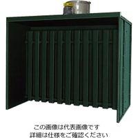 明治機械製作所(meiji) 塗装ブース DB-40D 1個(直送品)
