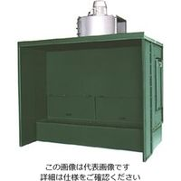 明治機械製作所(meiji) 塗装ブース SBN-15C 1個(直送品)