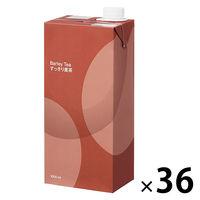 すっきり 麦茶 1.0L 1セット(36本)