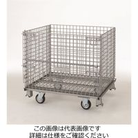 テイモー(TEIMO) ボックスパレットキャスター付 810 Cツキ 1台(直送品)
