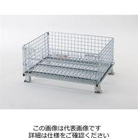テイモー(TEIMO) ボックスパレットキャスター付 810S Cツキ 1台(直送品)