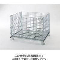 テイモー(TEIMO) ボックスパレットキャスター付 1012 Cツキ 1台(直送品)