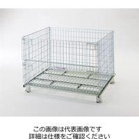 テイモー(TEIMO) ボックスパレットキャスター付 1012L Cツキ 1台(直送品)