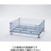 テイモー(TEIMO) ボックスパレットキャスター付 1012S Cツキ 1台(直送品)
