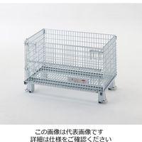 テイモー(TEIMO) ボックスパレットキャスター付 508E Cツキ 1台(直送品)
