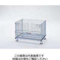 テイモー(TEIMO) ボックスパレットキャスター付 609 Cツキ 1台(直送品)