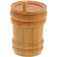 ラ・ルース 樽型七味入れ ナチュラル 109076 1個(取寄品)
