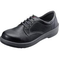シモン 安全靴 7511 黒 25.5cm 1個(取寄品)
