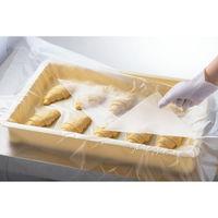 福助工業 食品シート No.60(片開き) 1200×1200mm 1ケース(100枚入x5袋)(直送品)
