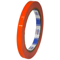 積水化学工業 バッグシーラーテープ Hタイプ オレンジ P802D01 1箱(200巻入り)(直送品)