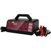 アクアドリーム バッテリー充電器 自動車用バッテリーパルス充電器(3年保証) 全自動マイコン制御 DC12V専用 定 AQP-1200 1個(直送品)