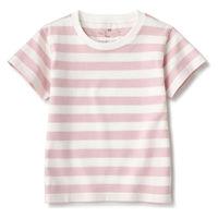 インド綿天竺編みTシャツ ベビー 100