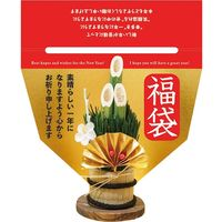 ヘッズ 福袋門松タッグ-1 FUK-T1 1セット(150枚:30枚×5パック)(直送品)