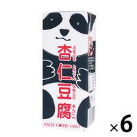 パンダ杏仁豆腐ミニ 215g 6個