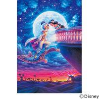 テンヨー ディズニー ジグソーパズル 1000ピース ムーンライト ロマンス D-1000-042 1セット(直送品)