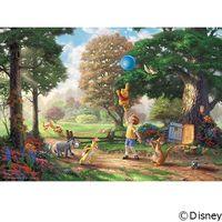 テンヨー ディズニー ジグソーパズル 1000ピース Winnie The Pooh 2 D-1000-030 1セット(直送品)