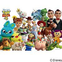 テンヨー ディズニー ジグソーパズル 1000ピース みんなで大集合! トイ・ストーリー4 D-1000-043 1セット(直送品)
