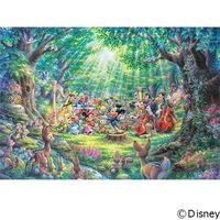 テンヨー ディズニー ジグソーパズル 1000ピース 森のフィルハーモニー D-1000-045 1セット(直送品)