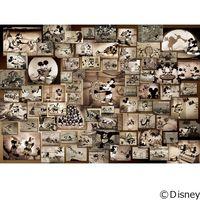 テンヨー ディズニー ジグソーパズル 1000ピース ミッキーマウス モノクロ映画コレクション D-1000-398 1セット(直送品)
