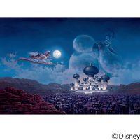 テンヨー ディズニー ジグソーパズル 1000ピース フライト オーバー アグラバー アラジン D-1000-423 1セット(直送品)