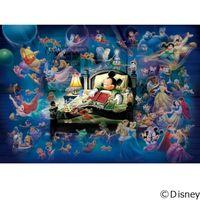 テンヨー ディズニー ジグソーパズル 108ピース ミッキーのドリーム ファンタジー D-108-997 1セット(直送品)