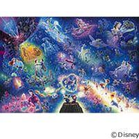 テンヨー ディズニー ジグソーパズル ステンドアート 266ピース オールスターシンフォニー DSG-266-740 1セット(直送品)