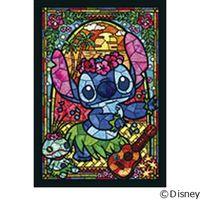 テンヨー ディズニー ジグソーパズル ステンドアート 266ピース スティッチ DSG-266-758 1セット(直送品)
