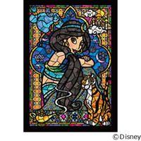 テンヨー ディズニー ジグソーパズル ステンドアート 266ピース ジャスミン DSG-266-760 1セット(直送品)