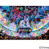 テンヨー ディズニー ジグソーパズル ステンドアート 500ピース ディズニー ウォーター ドリーム コンサー DSG-500-437(直送品)