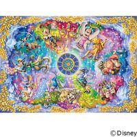 テンヨー ディズニー ジグソーパズル 1000ピース 世界最小 美しき神秘の星座たち DW-1000-003 1セット(直送品)