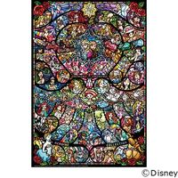 テンヨー ディズニー ジグソーパズル 1000ピース 世界最小 ディズニー&ディズニー/ピクサーヒロインコレク DW-1000-005(直送品)