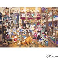 テンヨー ディズニー ジグソーパズル 1000ピース 世界最小 マジックショップ DW-1000-259 1セット(直送品)